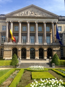 Brussels Palace