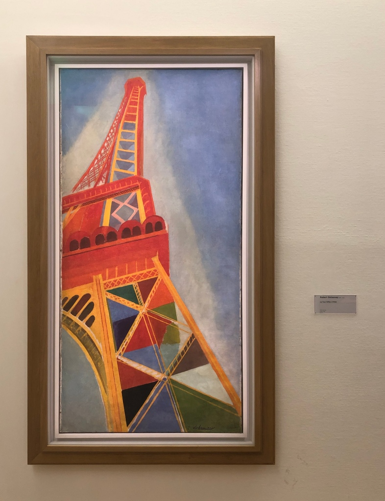 Art at The Centre Pompidou