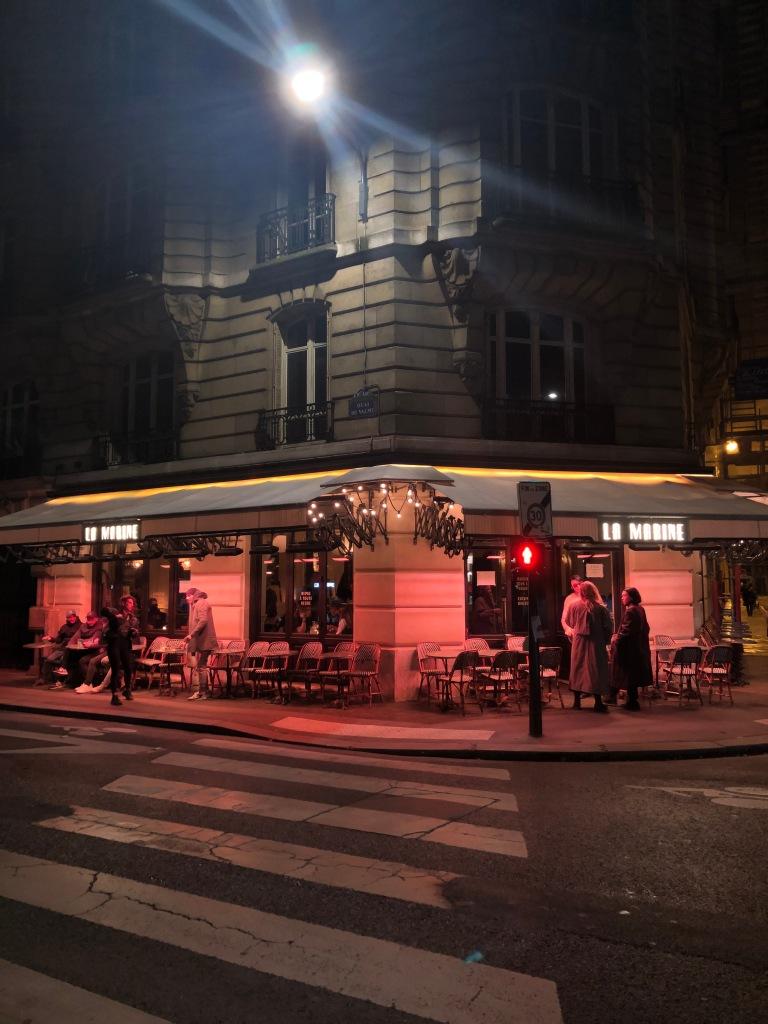 La Marine Paris